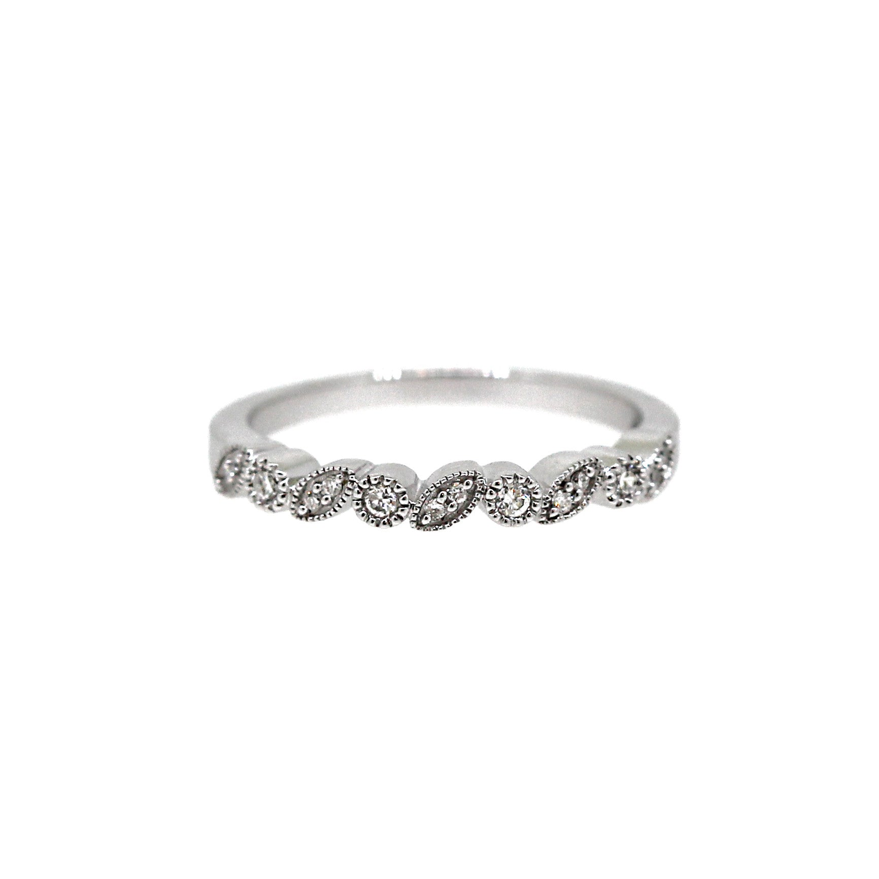 ko wg rings tri leaf products anita diamond ring wedding floating