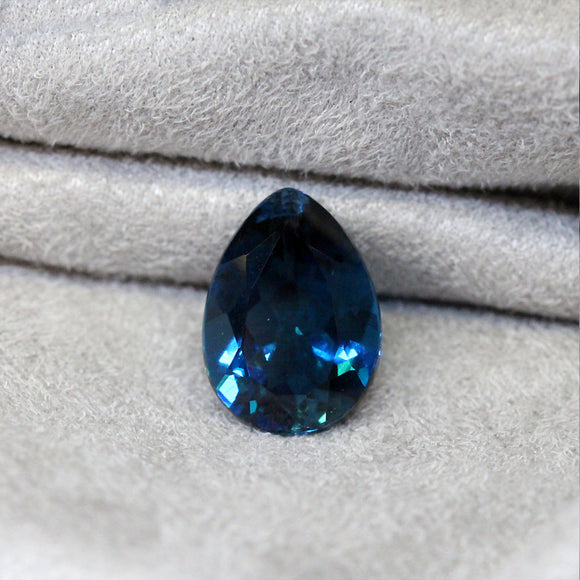 Loose Gemstone - London Blue Topaz