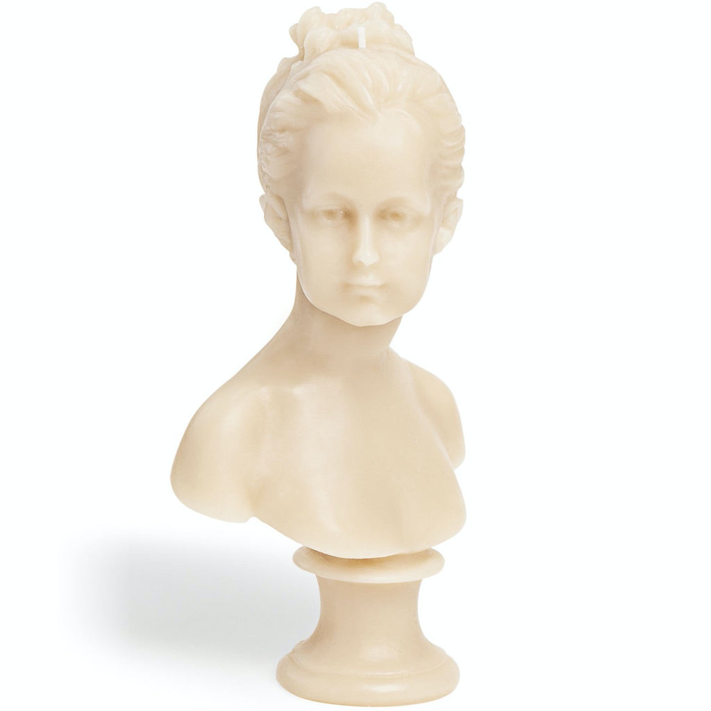 Cire Trudon Louise Wax Candle Bust