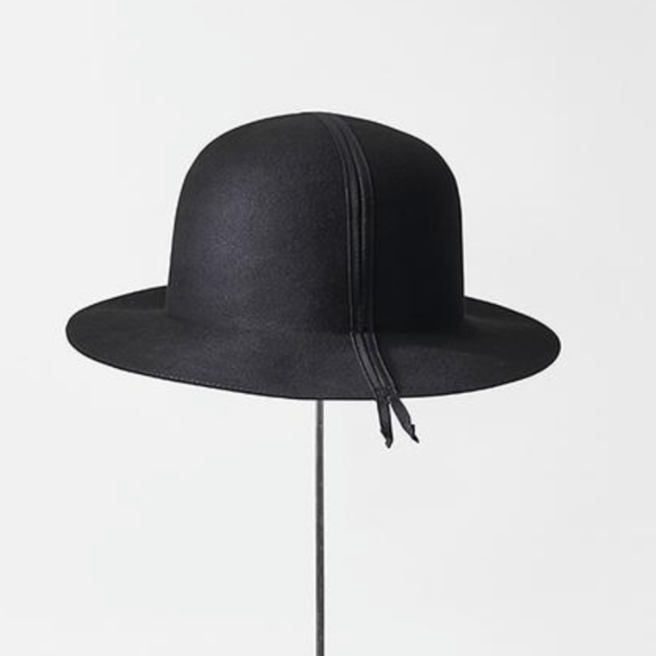 Mature Ha Folding Wool Felt Hat