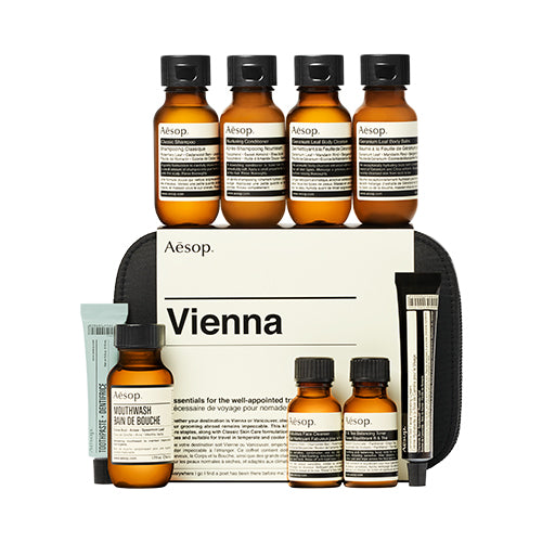 Vienna Travel Kit
