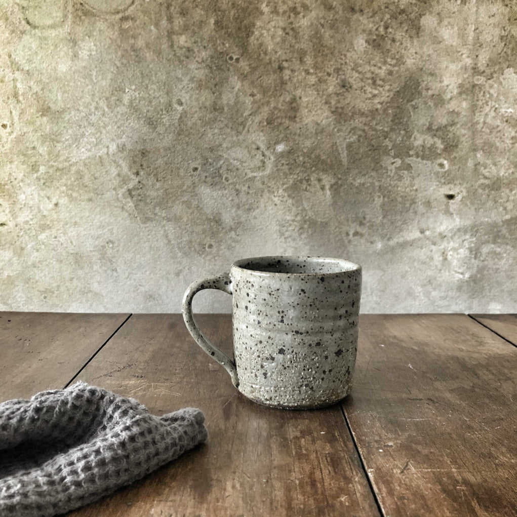Andrei Davidoff Stoneware Mug With Handle