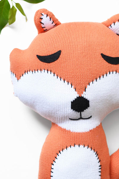 The Barranco Home Collection: Fox Plushie
