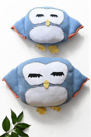 The Barranco Home Collection: Owl Plushie