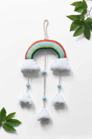 The Barranco Home Collection: Rainbow Mobile