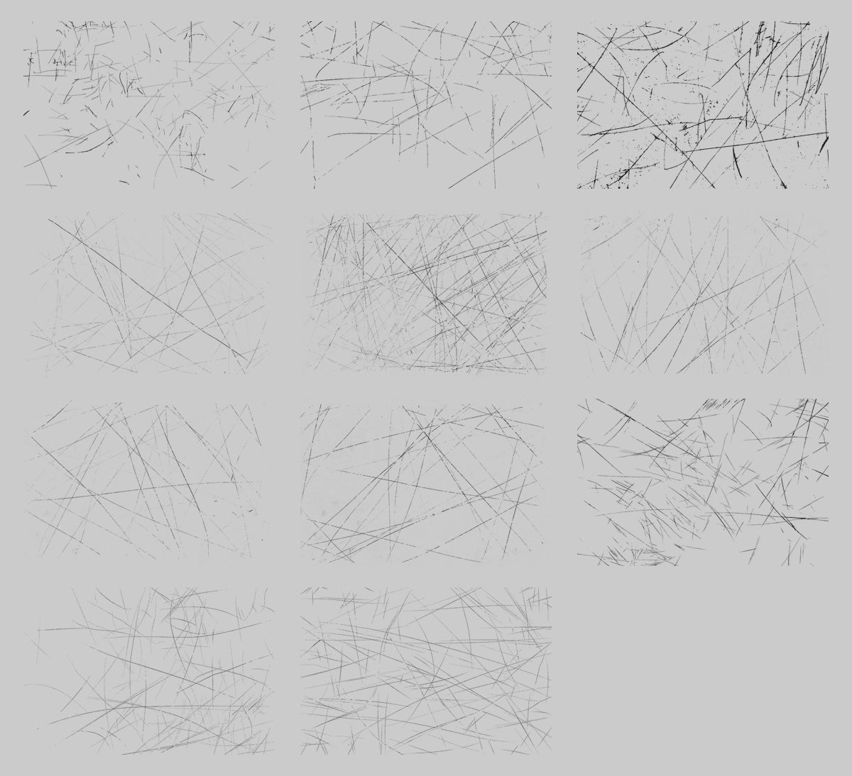 Chicken Scratches Texture Pack
