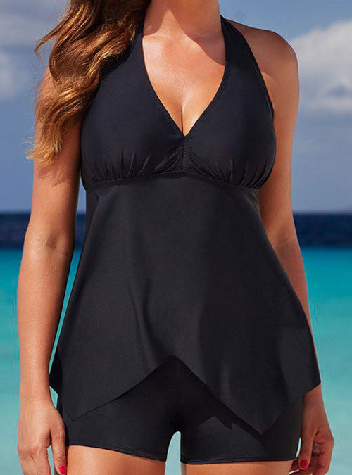 Two Piece Tankini Swimsuits