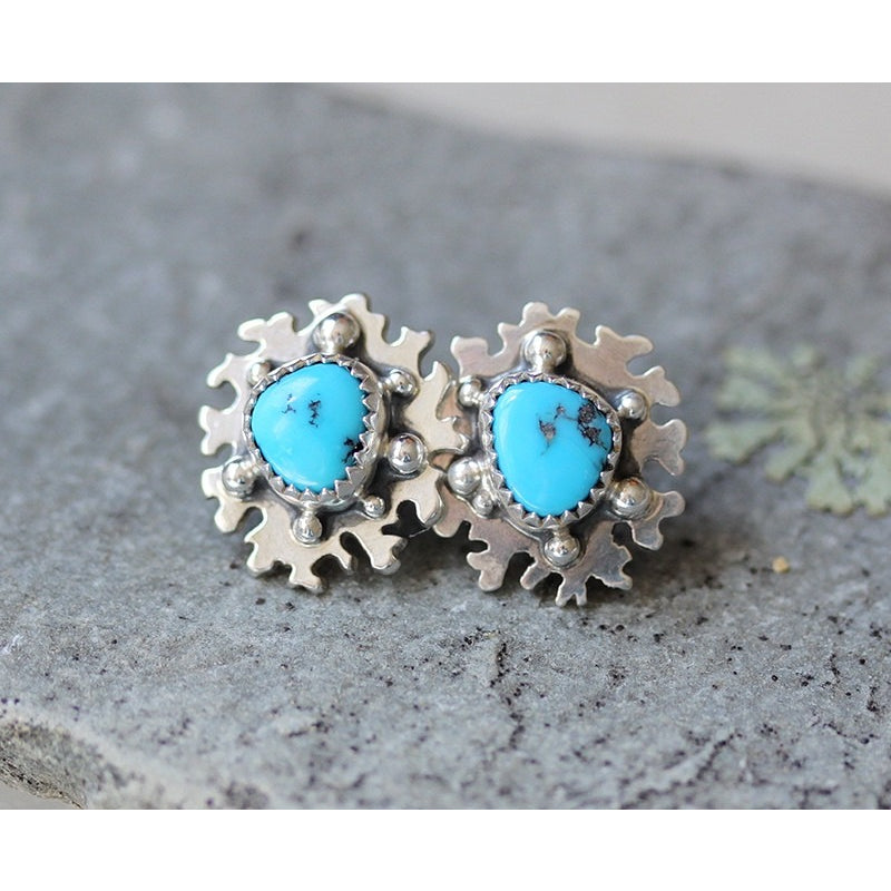 Koraiyu Turquoise Earrings
