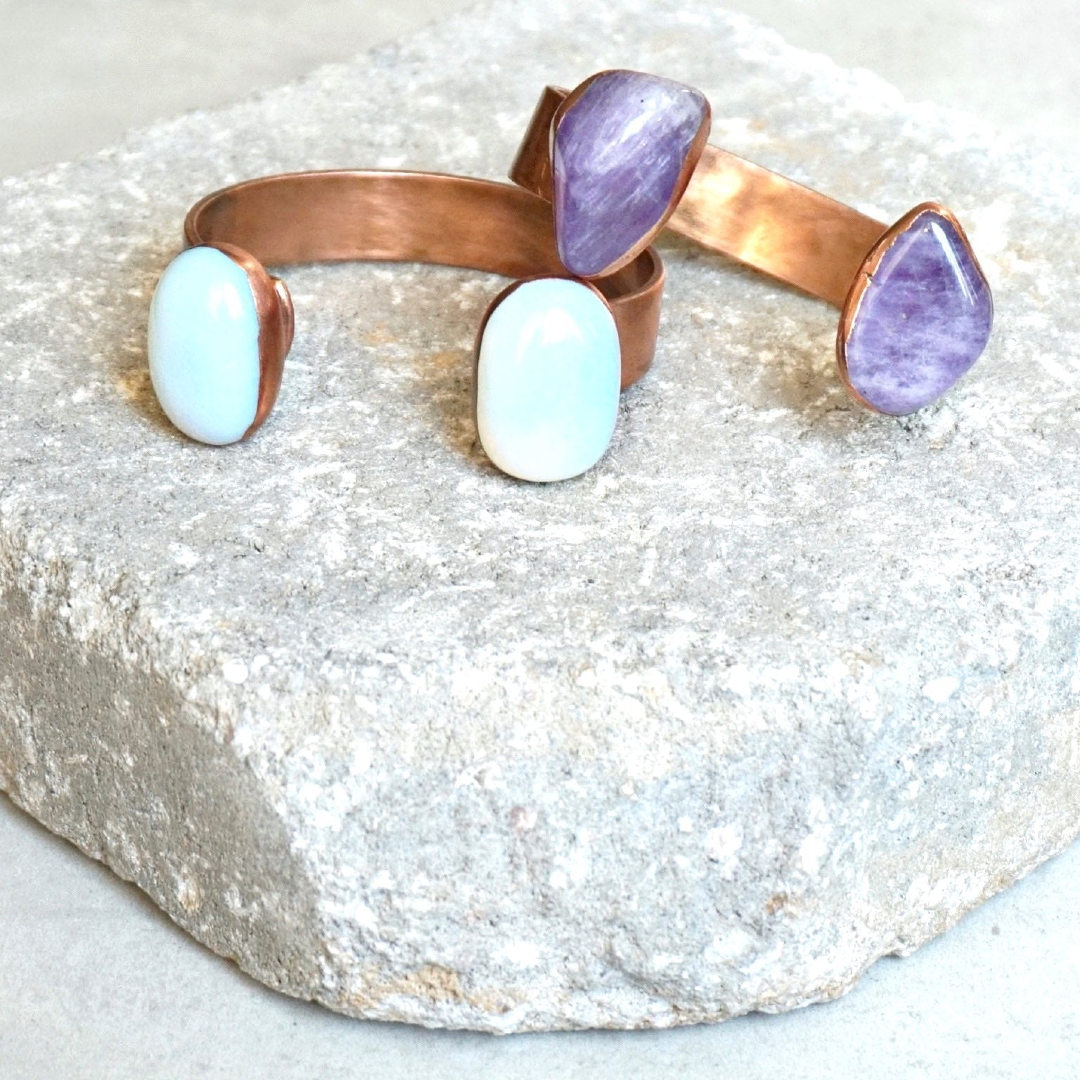 Turks and Caicos Crystal Cuff