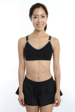 Lyaya Tulle Sports Bra