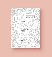 Set of 15 Coloring Cards