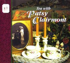 Tea with Patsy Clairmont: Hard Cover