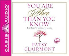 You Are More Than You Know-Audio CD