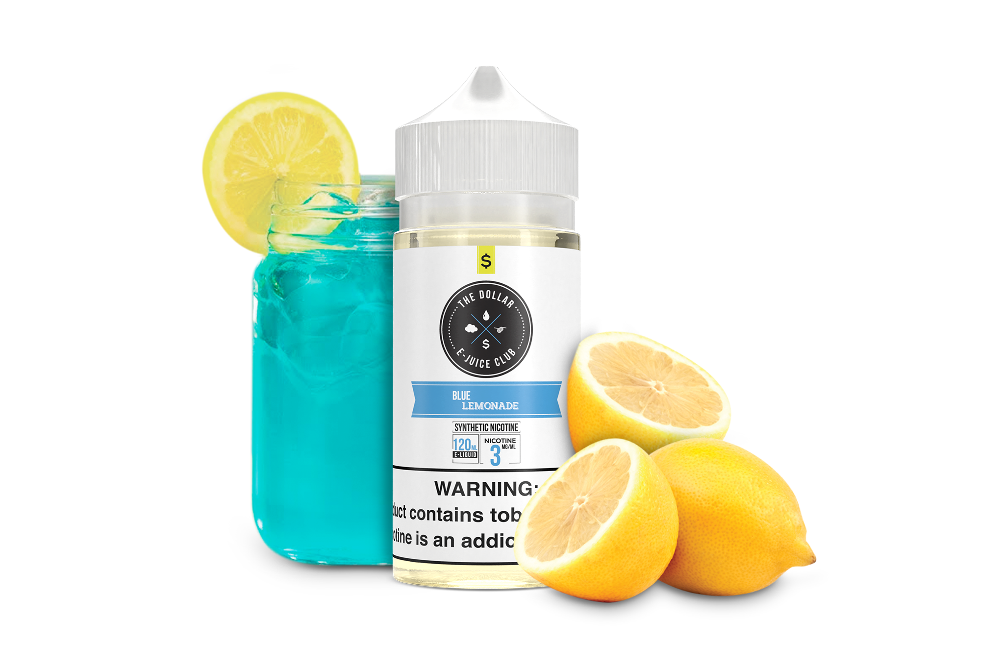 Blue Lemonade by The Dollar E-Juice Club