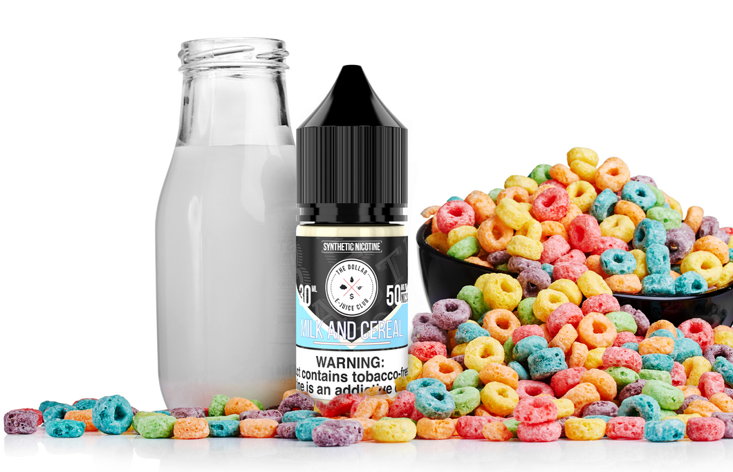 Milk and Cereal Salt Nic