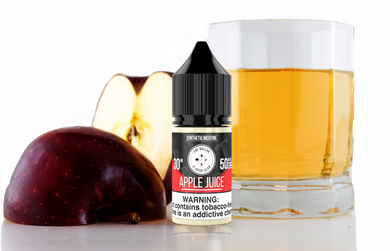 Apple Juice Salt Nic