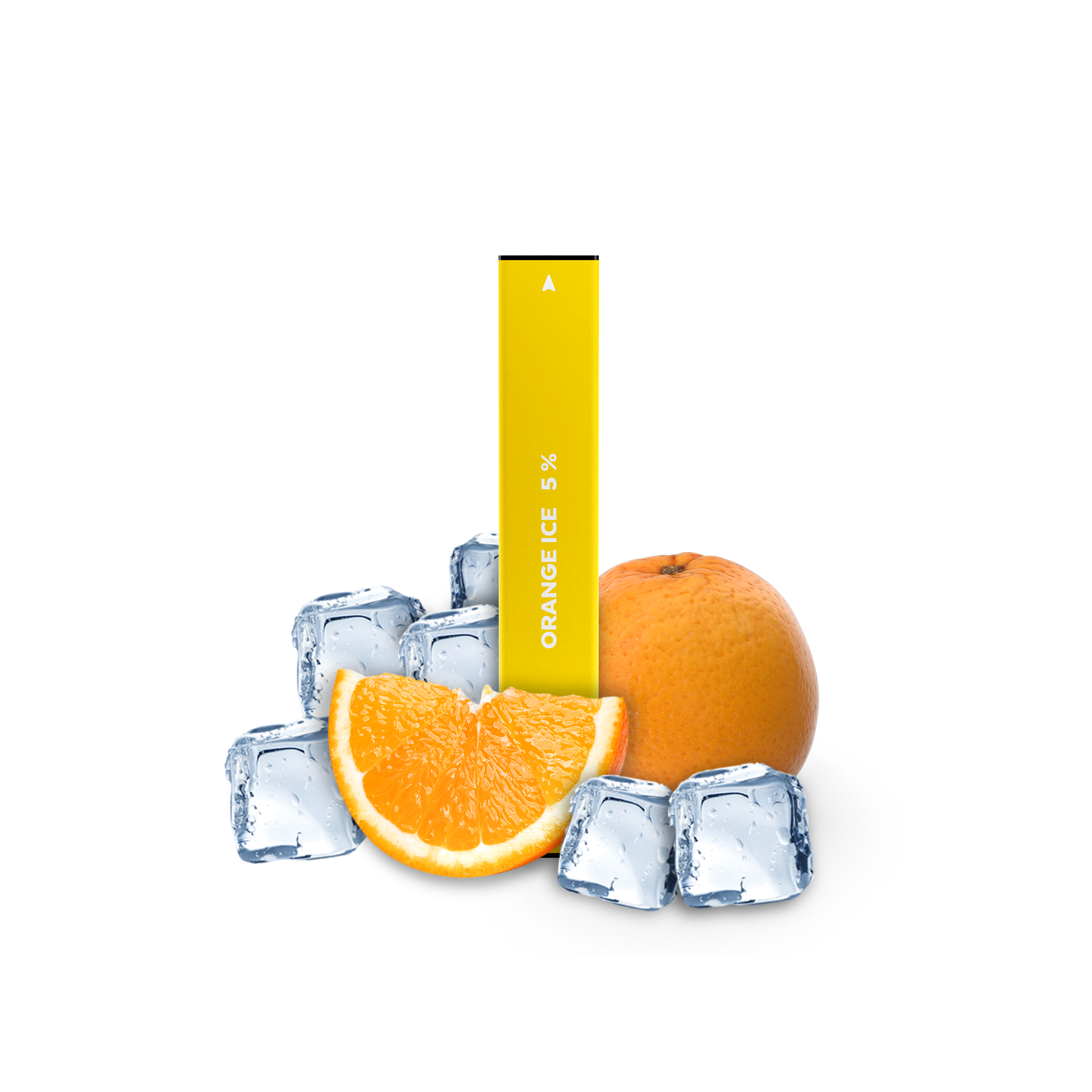 ORANGE ICE MONEY BAR