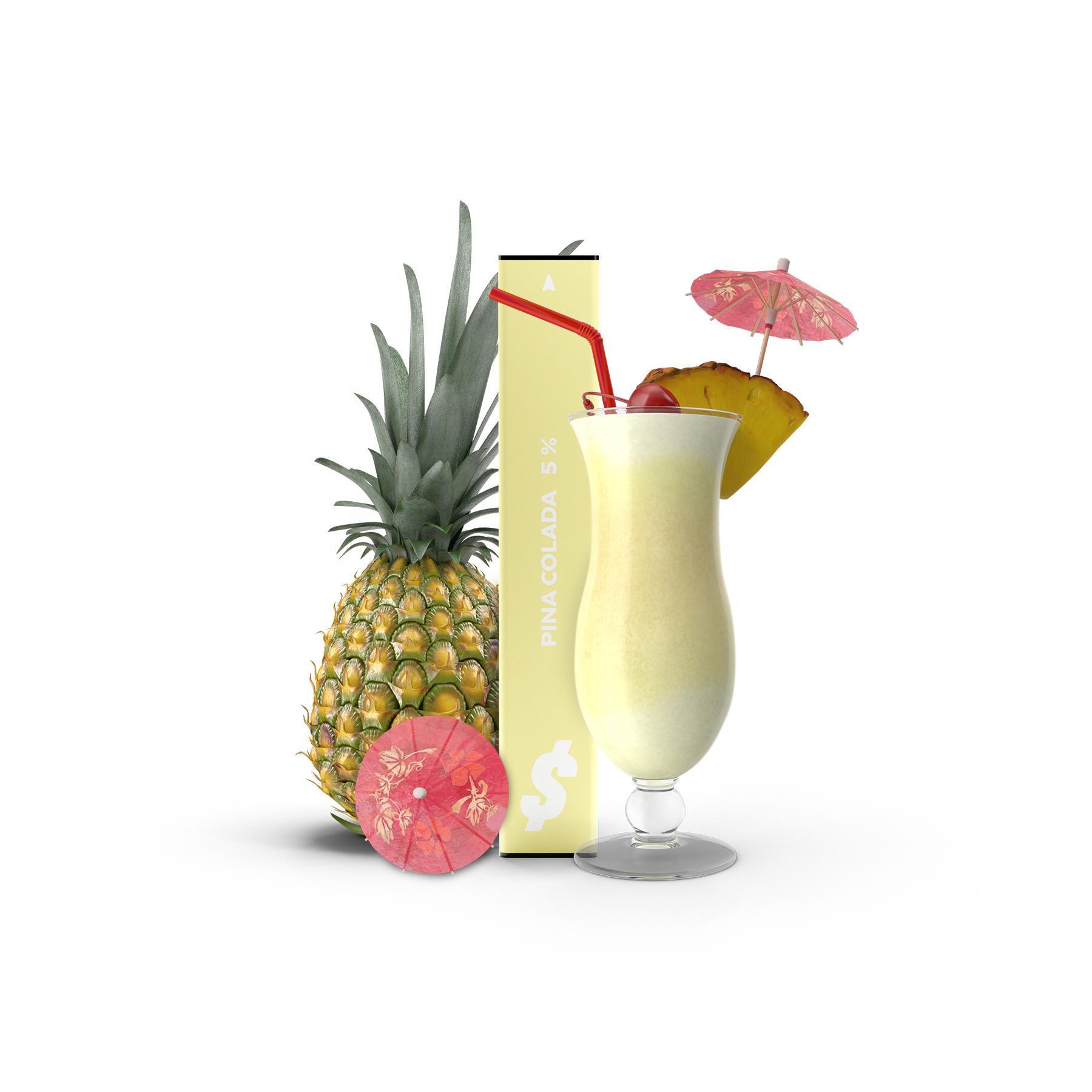MONEY BAR PINA COLADA