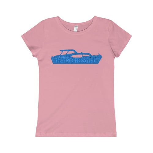 Youth Blue Cruiser The Princess Tee