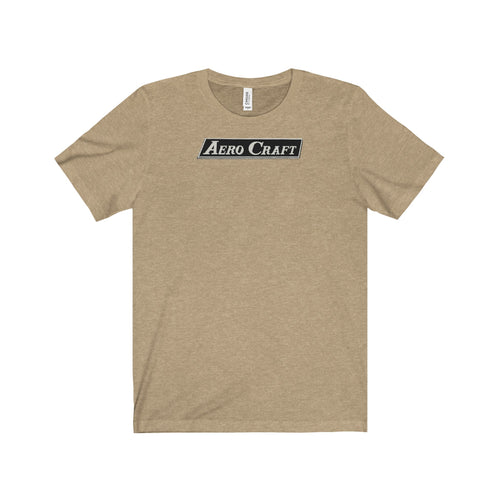 Aero Craft Unisex Jersey Short Sleeve Tee