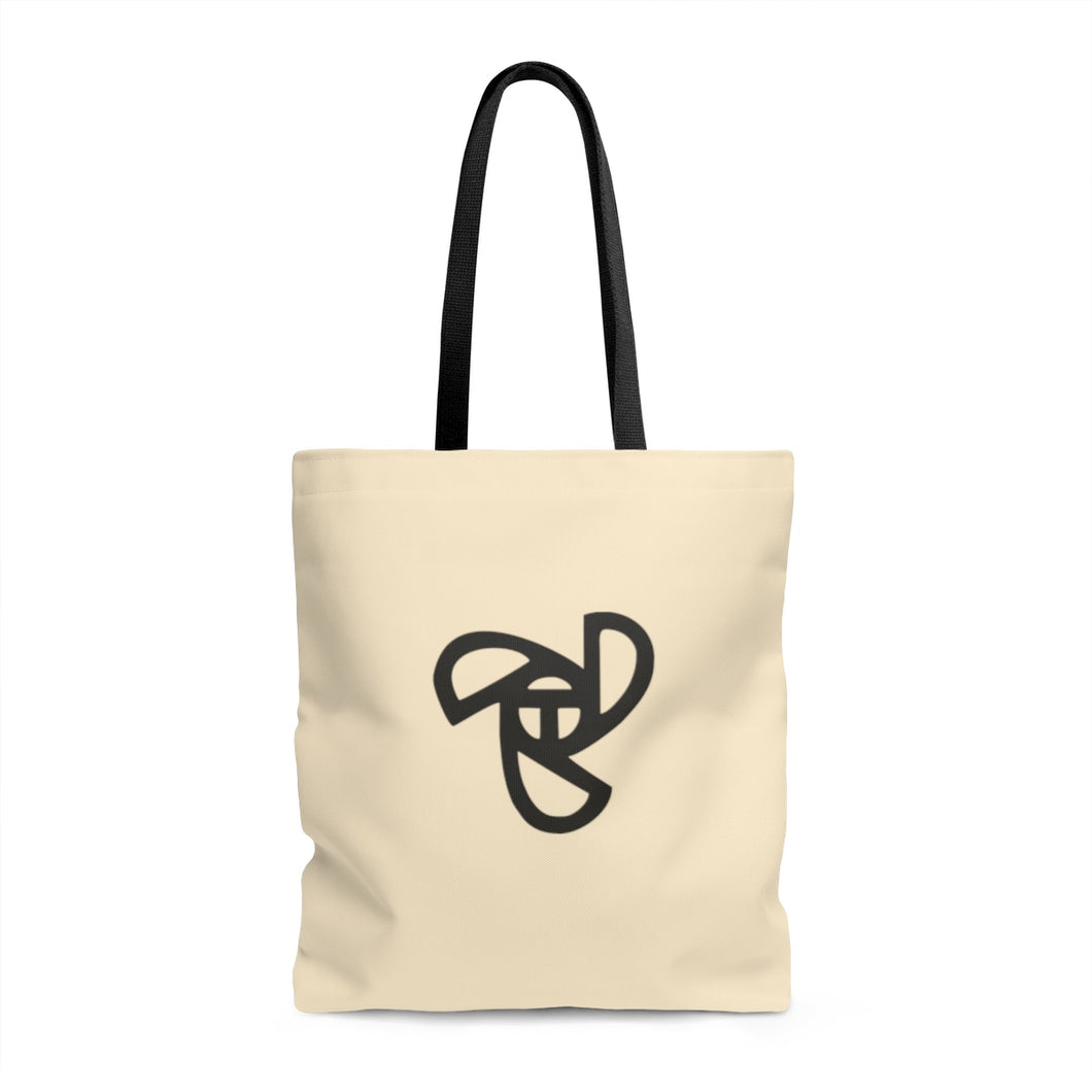 Tollycraft by Retro Boater AOP Tote Bag