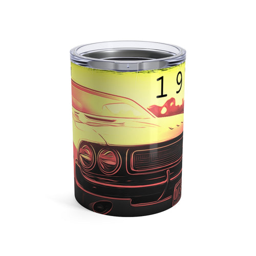 1970 Challenger Tumbler 10oz by SpeedTiques