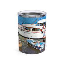 Vintage Chris Craft 1958 Line Up Tumbler 10oz by Classic Boater