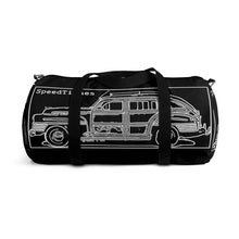 1942 Chrysler Town and Country Barrelback by Speedtiques Duffle Bag