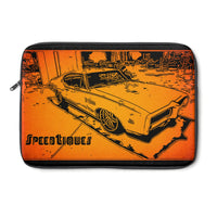 Pontiac GTO Judge Laptop Sleeve by SpeedTiques
