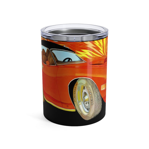 1970 Plymouth Hemi Cuda Tumbler 10oz by SpeedTiques