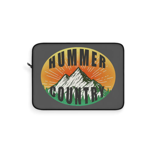 Hummer Country Laptop Sleeve by SpeedTiques