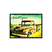 1956 Chevy Pickup Shop Truck Kiss-Cut Stickers By SpeedTiques