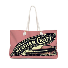 Feathercraft Weekender Bag by Retro Boater