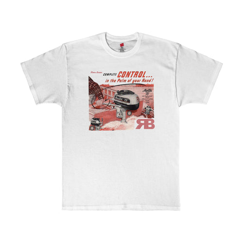 Martin outboard Engine Co. T-Shirt by Retro Boater