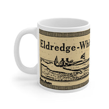 Eldredge Whitaker Hydroplane Racer Mugs by Retro Boater