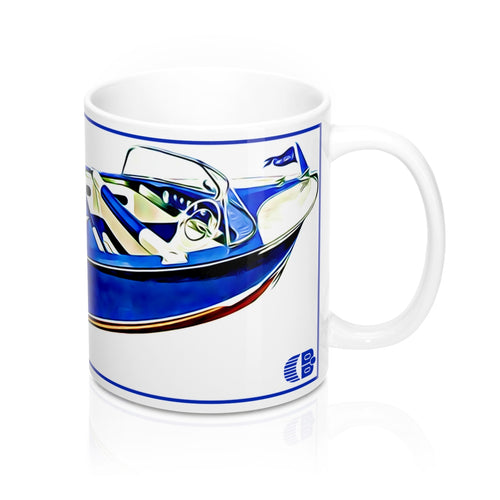 Century Arabian Mug 11oz by Classic Boater
