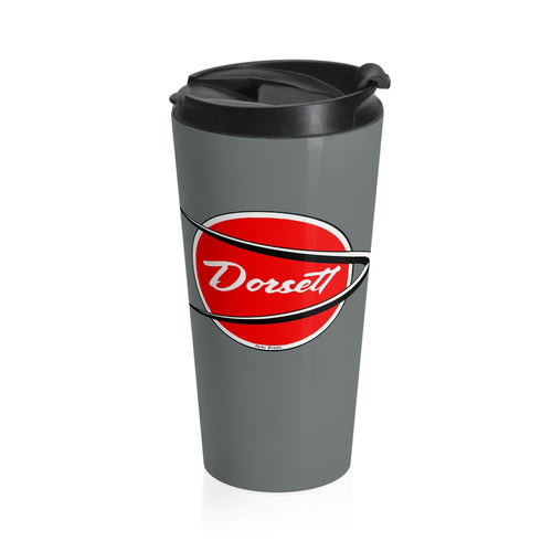 Dorsett Boats Stainless Steel Travel Mug by Retro Boater