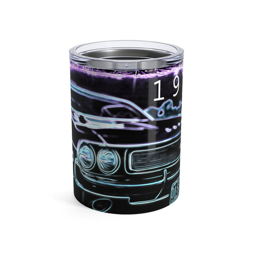 1970 Dodge Challenger Tumbler 10oz by SpeedTiques