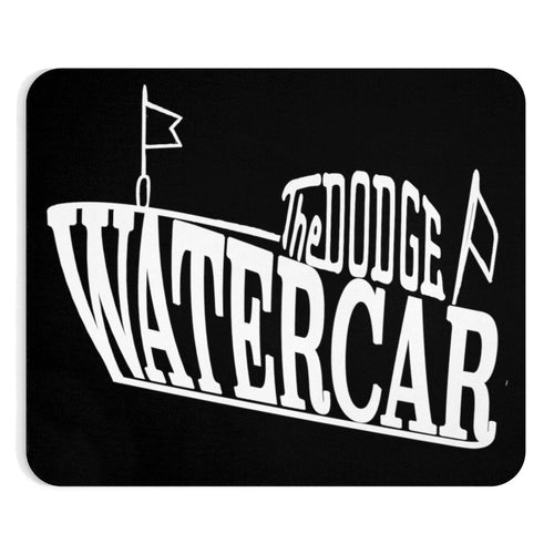 Vintage Dodge Watercar Mousepad by Retro Boater