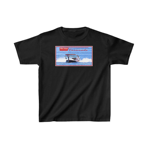 1959 Century Coronado Kids Heavy Cotton™ Tee by Retro Boater