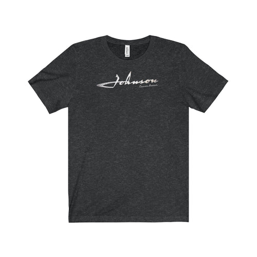 Vintage Johnson Outboard Unisex Jersey Short Sleeve Tee