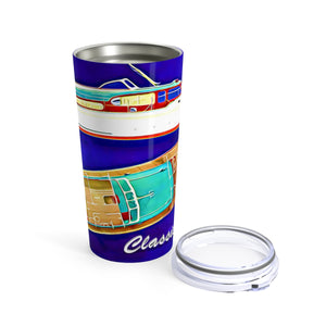 Vintage Chris Craft Cruiser Tumbler 20oz by Classic Boater