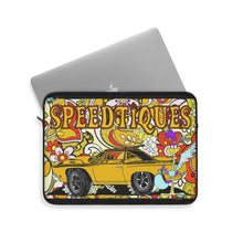 Plymouth Roadrunner Laptop Sleeve by SpeedTiques