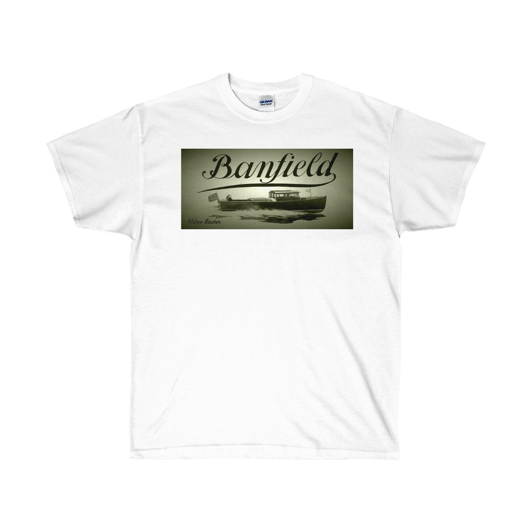 Banfield by Retro Boater Unisex Ultra Cotton Tee