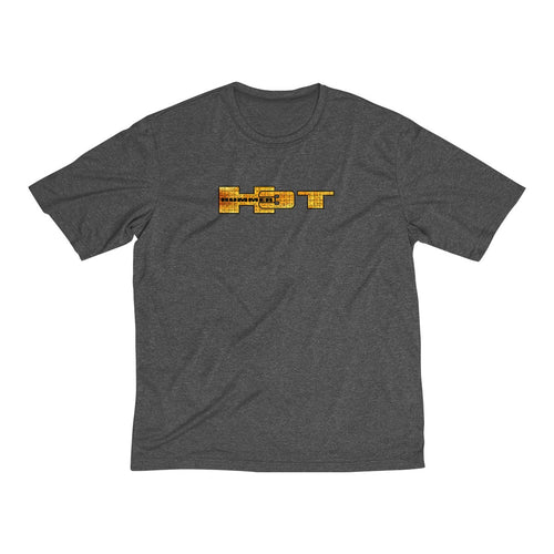 H3t Hummer Men's Heather Dri-Fit Tee by Speedtiques