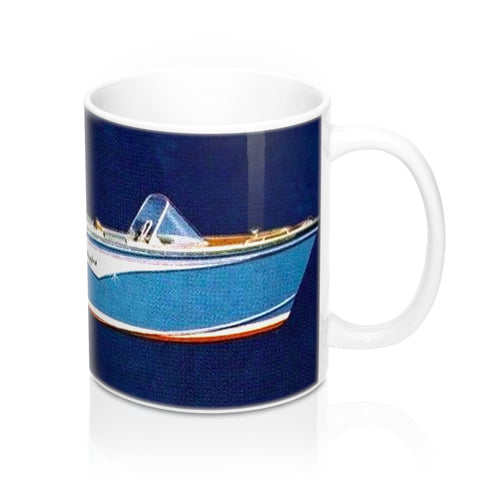 Higgins Mandalay Mugs by Retro Boater