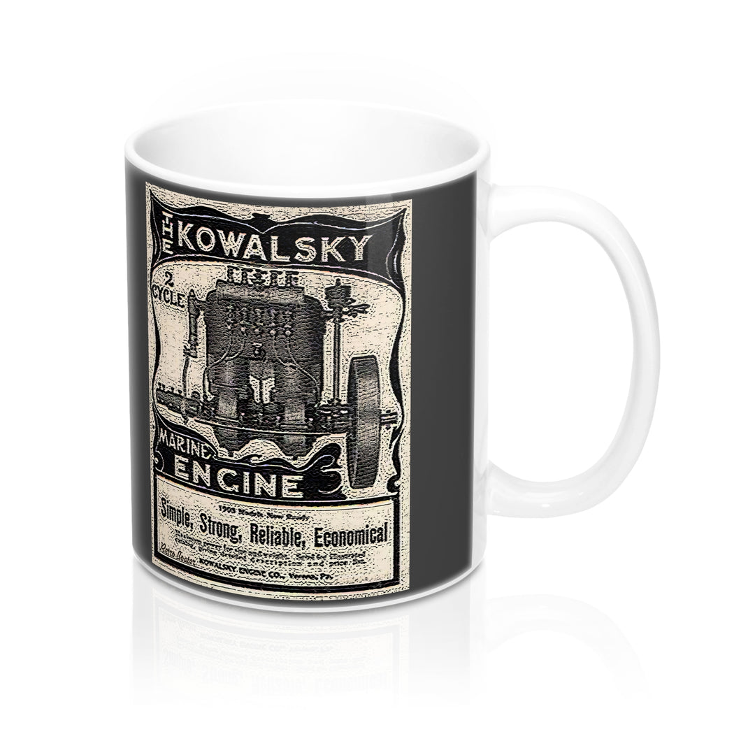 Kowalsky Engine Co. by Retro Boater