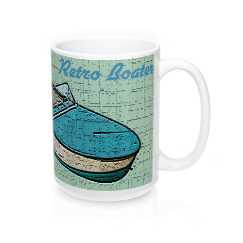 Arkansas Traveler 15oz Mug by Retro Boater