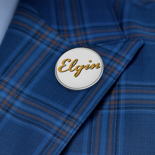 Elgin Metal Pin by Classic Boater