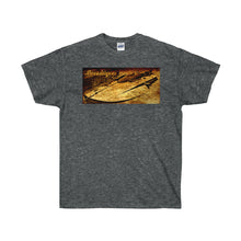 Vintage Hydroplane by Speedtiques Unisex Ultra Cotton Tee
